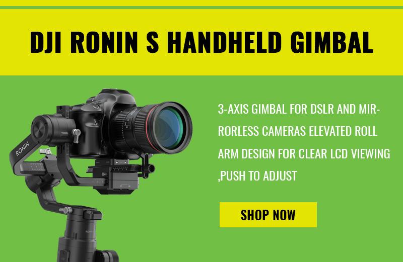 DJI Ronin S Handheld Gimbal